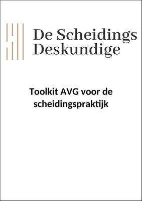 Toolkit Algemene Verordening Gegevensbescherming (AVG)