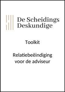 Toolkit Relatiebeëindiging voor de adviseur
